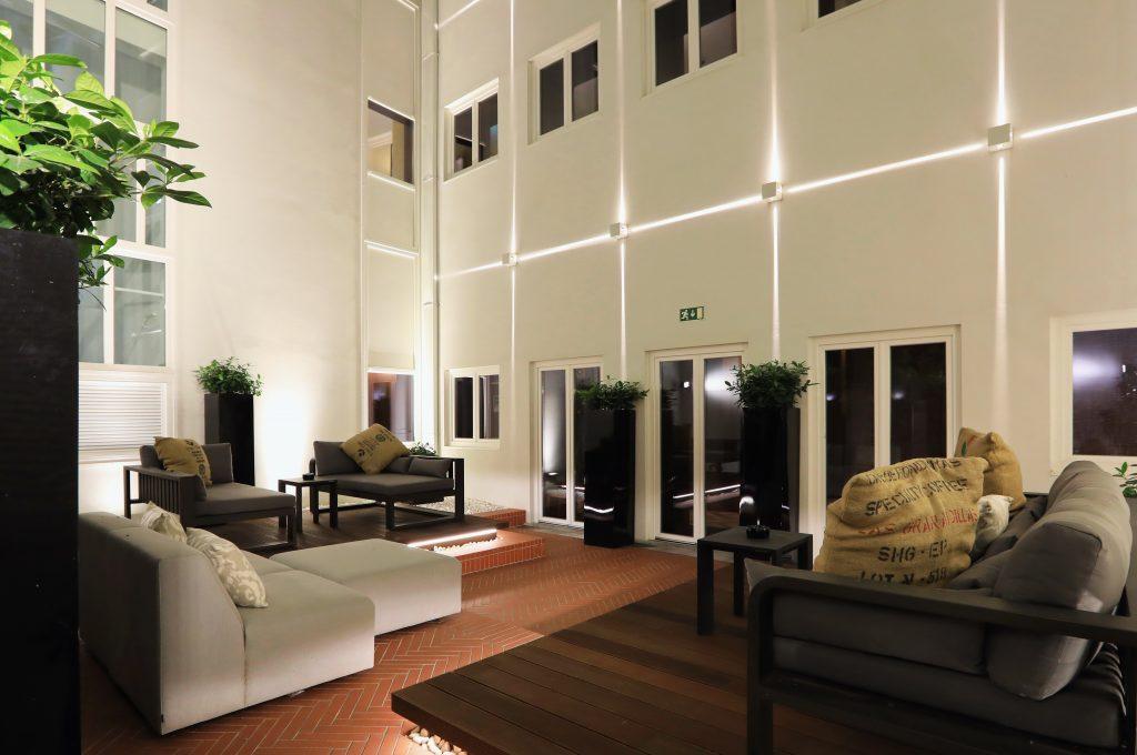 Fluxograma – Hotel Brasileira – Porto